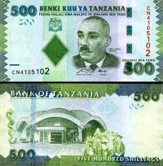 Tanzania500-2011