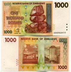 Zimbabwe1000-2007