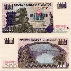 Zimbabwe100-95