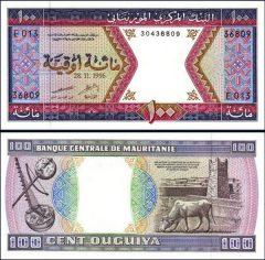 Mauritania100-96