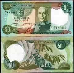 ANGOLA50-1972-XF