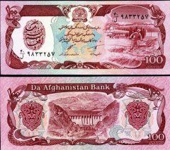 Afghanistan100-1991
