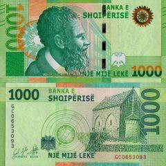 Albania1000-2021