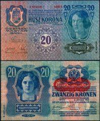 Austria20-1913-1005