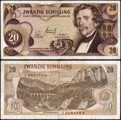 Austria20-1967-J608