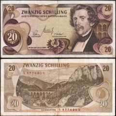 Austria20-1967-L877