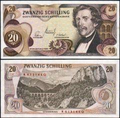 Austria20-1967-R613