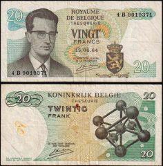 Belgio20-1964-4B90