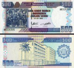 Burundi500-2003