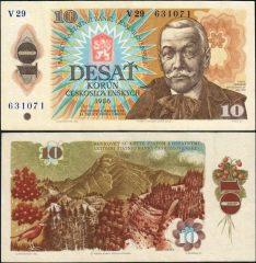 Cecoslovacchia10-86VF