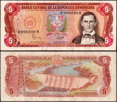 DominicanaRep5-1984-B99