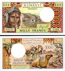 Gibuti1000-1991