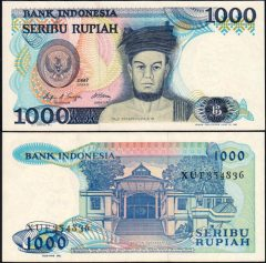 Indonesia1000-1987-XUF35