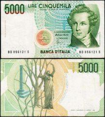 Italia5000-1996-BD85