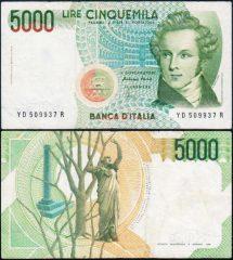 Italia5000-1996-YD50