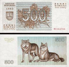 Lituania500-1993