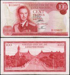 Lussemburgo100-1970-B329