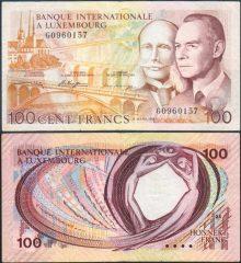 Lussemburgo100-1981-G096