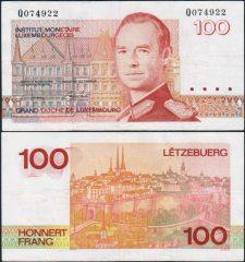 Lussemburgo100-1993-Q074