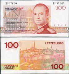 Lussemburgo100-1993-R237