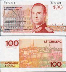 Lussemburgo100-1993-T377