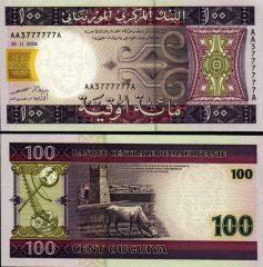 Mauritania100-2004x