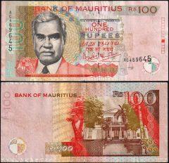Mauritius100-1999-AC45
