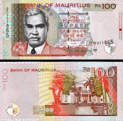 Mauritius100-2013