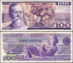 Messico100-1982-A79