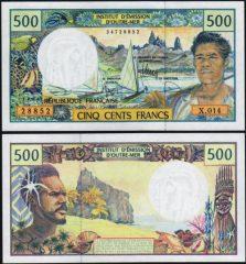 PolinesiaFrancese500-1996