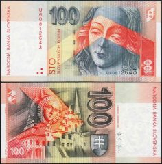 Slovacchia100-2004-U608