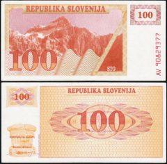 Slovenia100-1990-AV908