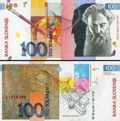 Slovenia100-1992