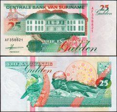 Suriname25-1991-AF358