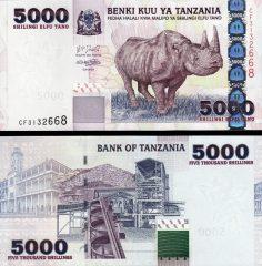 Tanzania5000-2003