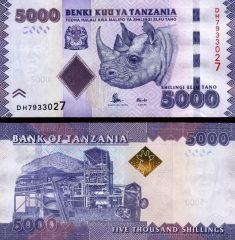 Tanzania5000-2015