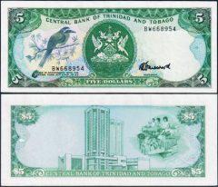 Trinidad&Tobago5-1985-BW66