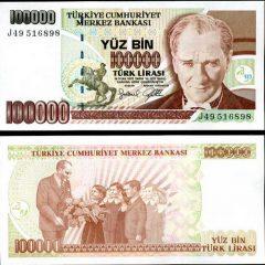 Turchia100000-1997