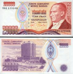 Turchia20000-1995