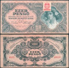 Ungheria1000-1945-F073