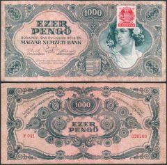 Ungheria1000-1945-F091