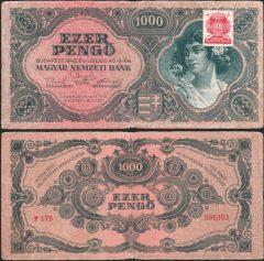 Ungheria1000-1945-F173