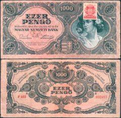 Ungheria1000-1945-F465