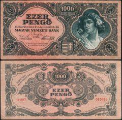 Ungheria1000-1945-F597