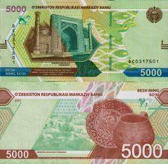 Uzbekistan5000-2021