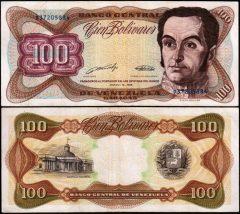 Venezuela100-1989-D372