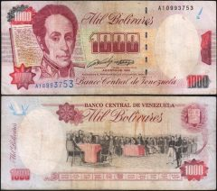 Venezuela1000-1991-A109