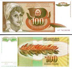 Yugoslavia100-1990