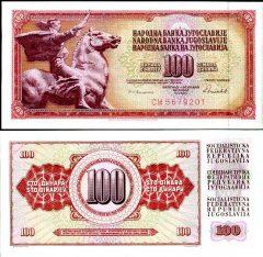 Yugoslavia100-86