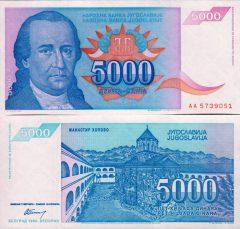 Yugoslavia5000-1994